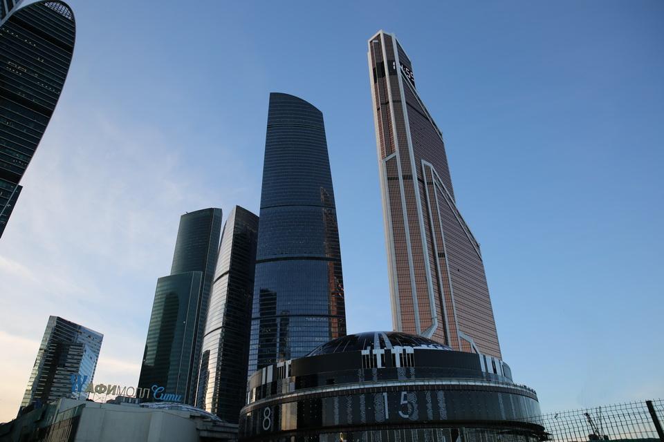 Бухгалтерские услуги Москва-сити